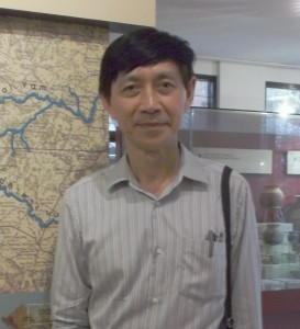 Professor Paiboon Sithithawarn of Khon Kaen University Faculty of Medicine