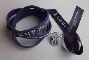 Wristbands and pins