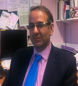 Mr Hassan Malik, Consultant Hepatobiliary Surgeon and Clinical Lead at University Hospital, Liverpool