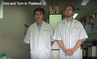 Tom & Tom in Thailand