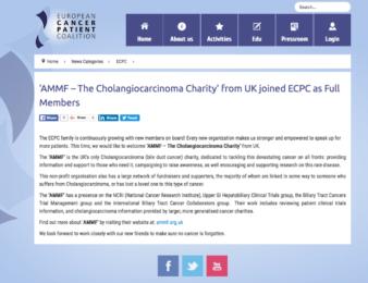 AMMF joins ECPC, June 2016