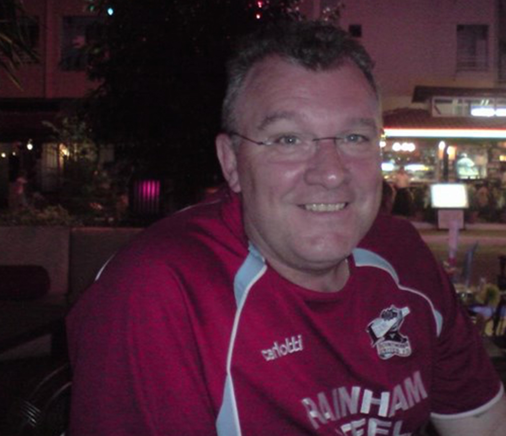 CC Family: Andrew Ian Dempsey