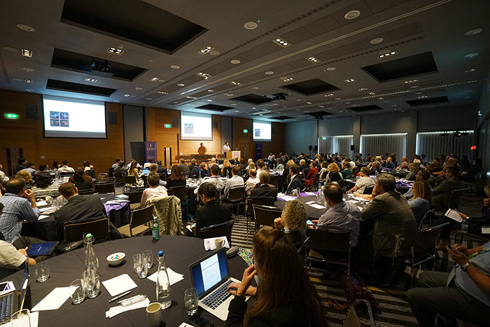 Delegates at Cholangiocarcinoma Conference
