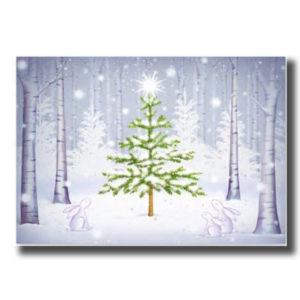 AMMF Christmas card: Christmas Tree